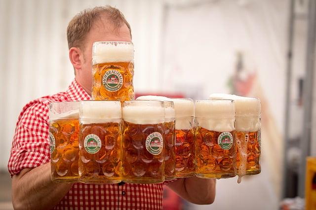 jarras de cerveza carrefour